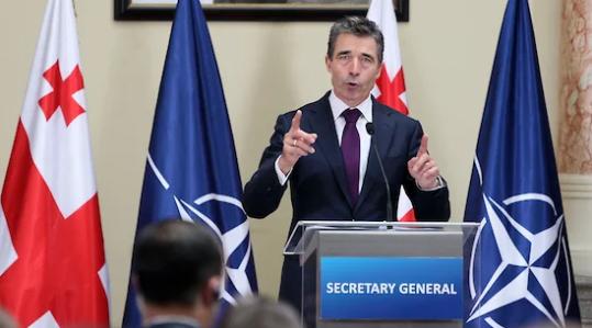 Грузию не допустят до коллективной обороны НАТО