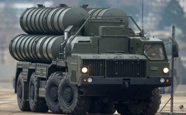 Смертельно прекрасный: Россия показала С-400 в действии