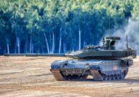 Армия России начала получать модернизированные танки Т-90М