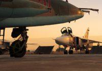 Россия реконструирует базу Хмеймим