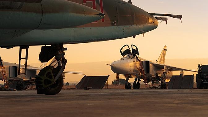 Укрытия для вертолетов ВКС РФ на базе «Хмеймим» в Сирии будут готовы к ноябрю