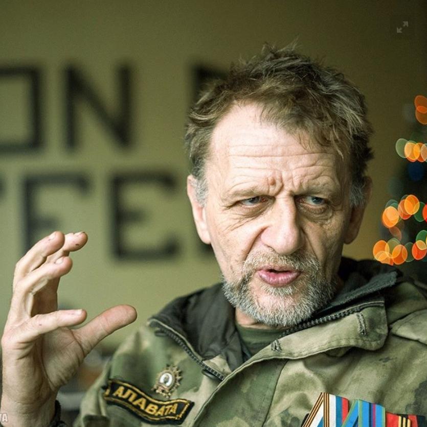 Французский ополченец подорвался на мине в ДНР