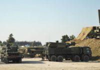 В Сирии российская ПВО перехватила ракеты и сбила вражеские беспилотники