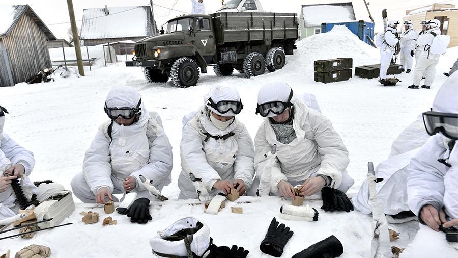 НАТО нечего противопоставить российскому супероружию в Арктике