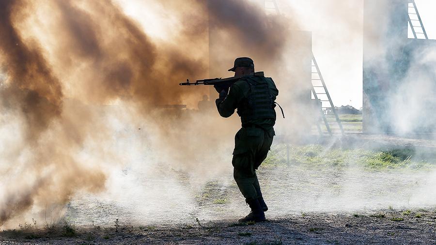 Польша начала создание второго по величине в стране военного полигона для США