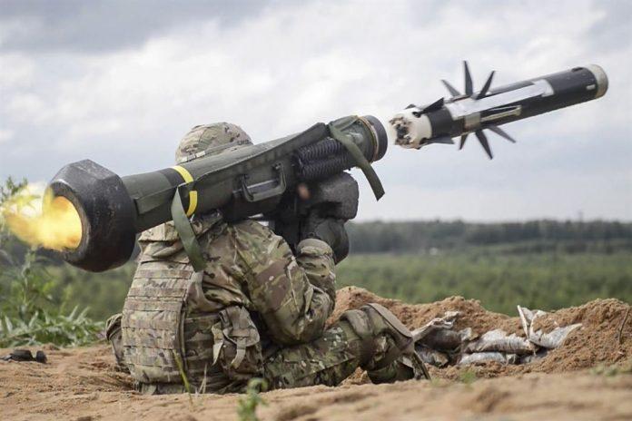 Конгресс и Госдеп США одобрили продажу Украине противотанковых комплексов Javelin