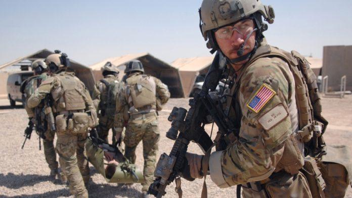 Американский военный арестован за намерение воевать против «Азова»* на Украине
