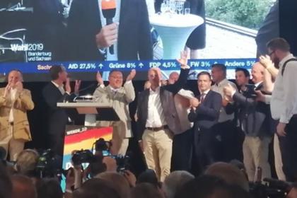 Немецкие ультраправые провозгласили пробуждение Германии