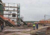 Иркутские рабочие на стройплощадке «Точка будущего» вышли на забастовку