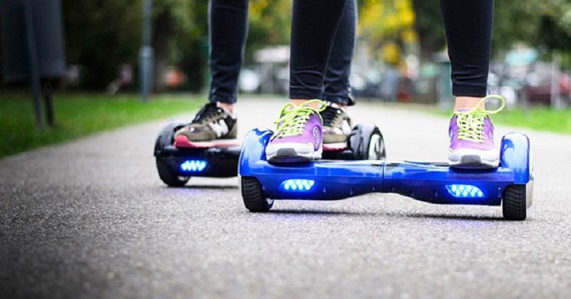 Самокаты и гироскутеры включат в правила дорожного движения
