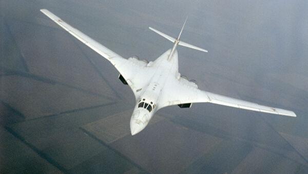 Два российских ракетоносца Ту-160 приземлились в ЮАР