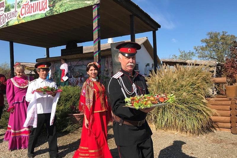 Фестиваль шашлыка в «Атамани» посетило 3000 человек