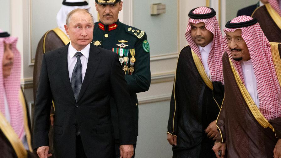 Ростуризм: безвизовый режим с Саудовской Аравией может быть введен в 2020 году
