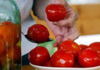 Помидоры, грибы, огурцы: россияне рассказали о заготовках на зиму