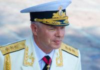 Экс-командующий Черноморским флотом возглавит Главный штаб ВМФ