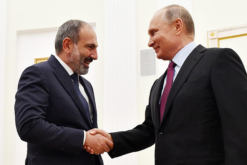 Обострение в Карабахе: России все сложнее лавировать между Алиевым и Пашиняном