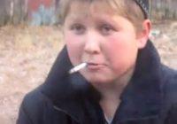 МВД предлагает штрафовать родителей курящих детей