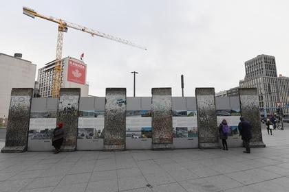 Немецкие СМИ назвали падение Берлинской стены назвали символом «унижения» русских. Почему они не правы?