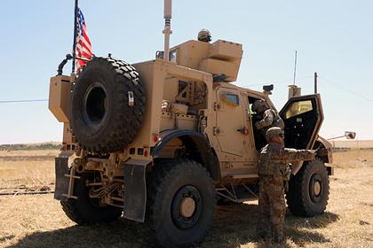 США уничтожили оставленные после отвода войск в Сирии боеприпасы