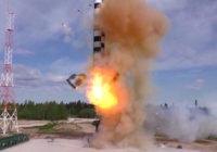 Россия испытает супероружие