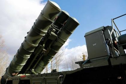 В Сирии испытали российскую С-500