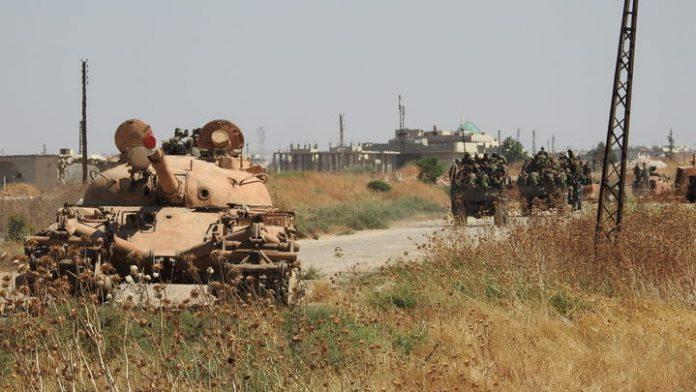 Евросоюз призвал Турцию прекратить военную операцию в Сирии