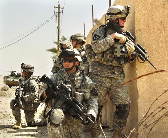 США заявили о начале вывода войск из Сирии