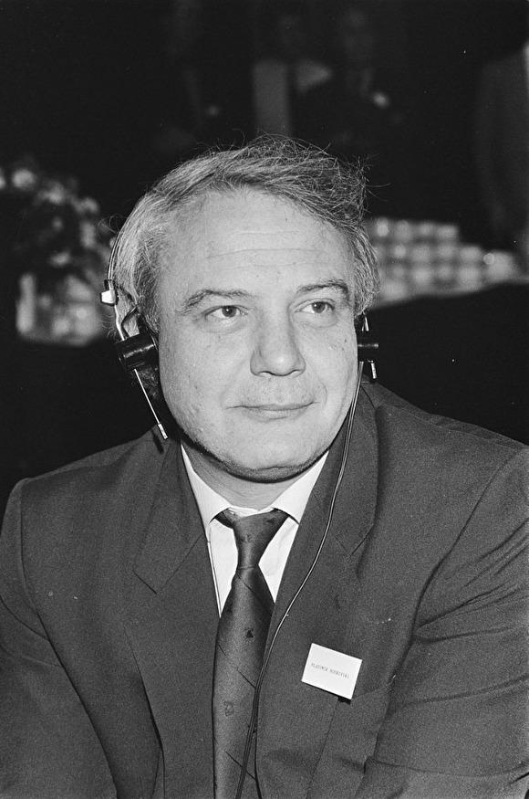 Умер советский диссидент Владимир Буковский