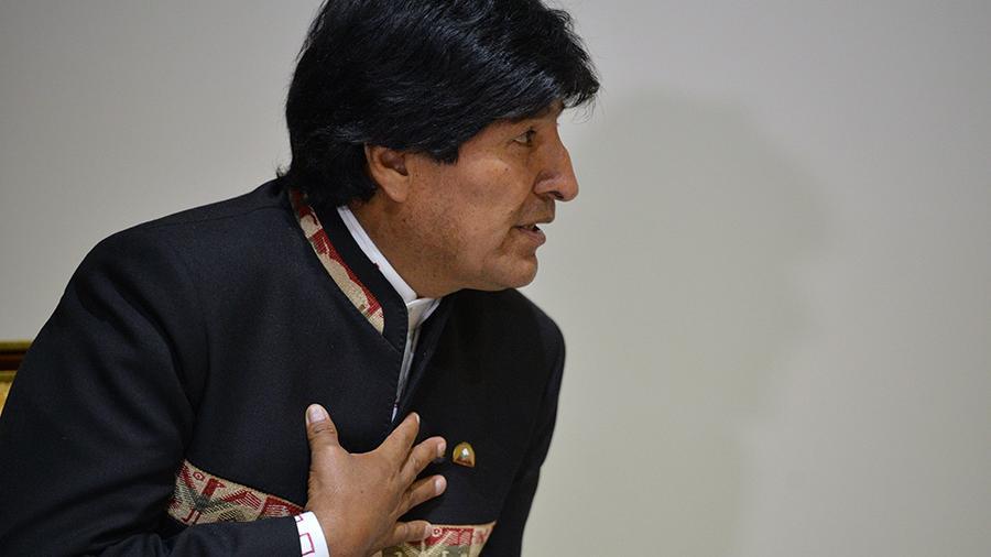 «Коричневый переворот»: Дипломаты из Венесуэлы покинули Боливию