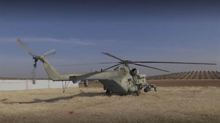 Медицинский спецназ из России прибыл в Сирию