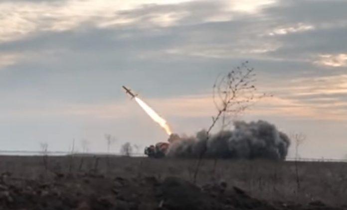 Украина испытала крылатую ракету «Нептун»