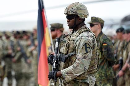 Военные НАТО начали учения «Железный волк» на границе с Россией