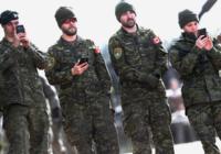 Русские боты атаковали солдат НАТО в Прибалтике