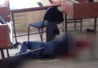 Стрельба в Благовещенске: появилось видео с места происшествия
