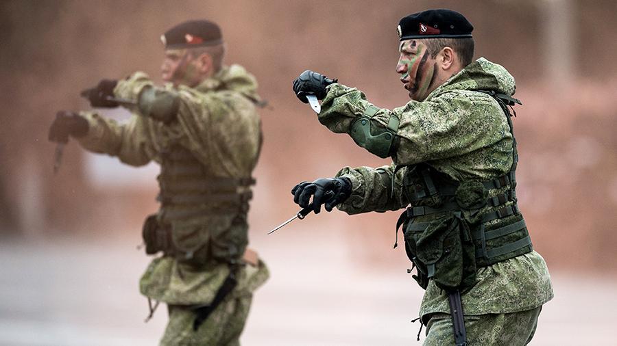 Россия усилит южные рубежи батальоном морпехов