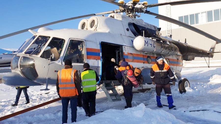 В Уральских горах пропала группа туристов