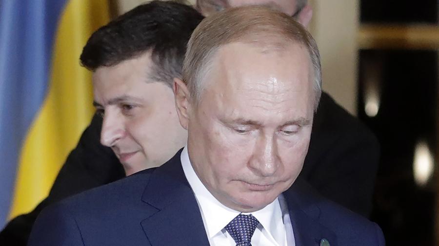 Встречи не будет: Кремль опроверг слова Зеленского о скором саммите «нормандской четвёрки»