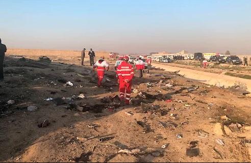 Разведка США слила в СМИ информацию о сбитом в Иране украинском самолете