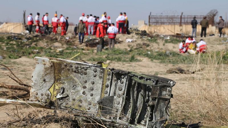 Иран сообщил, что по ошибке сбил украинский самолёт
