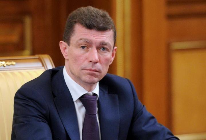 Топилин возглавил Пенсионный фонд России
