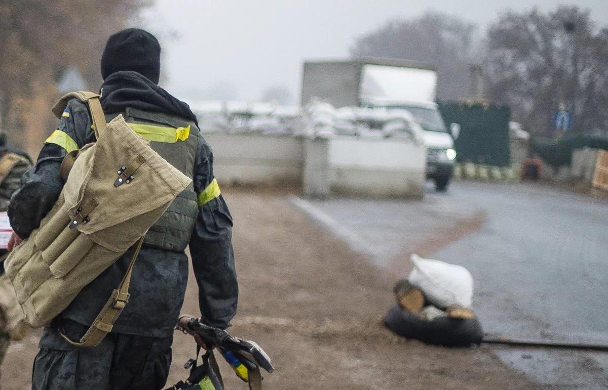 В Донбассе комбриг ВСУ отобрал у боевиков паспорта для предотвращения дезертирства