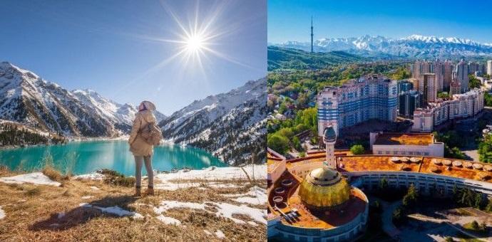 В Казахстане выросли показатели по внутреннему туризму