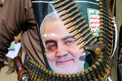 КСИР начал операцию «Мученик Сулеймани» против США