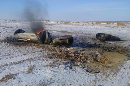 Пуск «Искандера»: названы подробности падения обломка ракеты в Казахстане