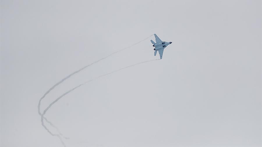МиГ-35 научат беспилотной посадке
