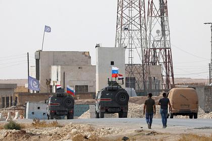 Стало известно о состоянии раненных при подрыве колонны в Сирии российских военных