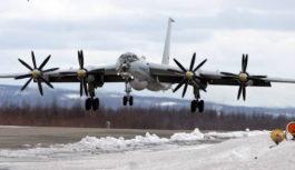 Ту-142 вблизи Аляски: русский сигнал НАТО