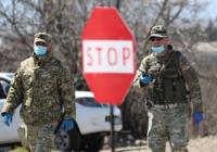 Карантин под дулом автомата: в два района Грузии ввели войска из-за коронавируса