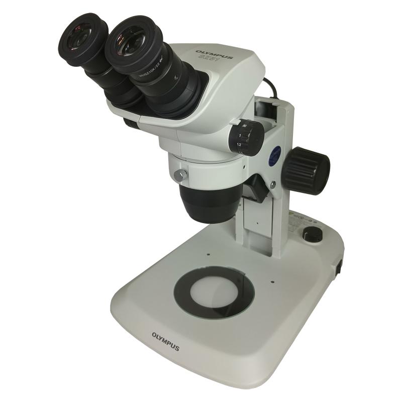 OLYMPUS SZ51 – удобный микроскоп для лабораторных исследований