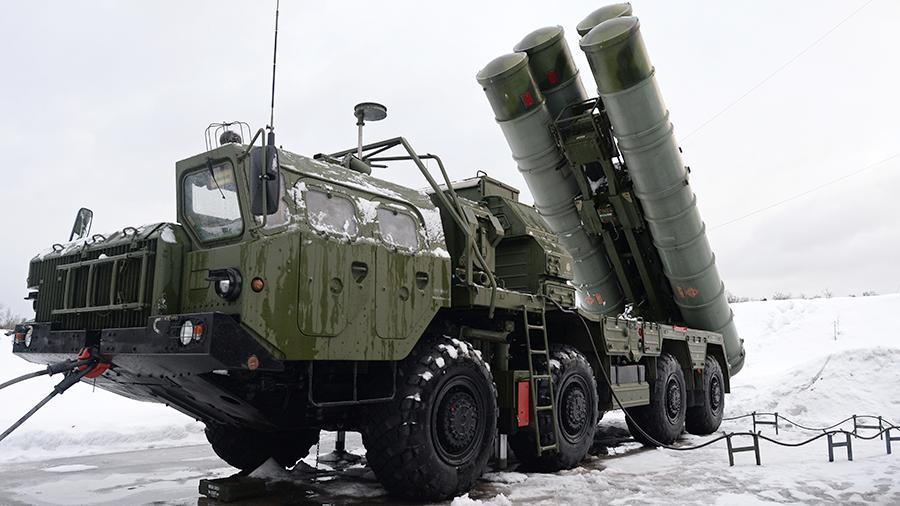 Шойгу сообщил о формировании новой дивизии ПВО на Северном флоте